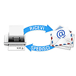 spedizione fax email linea copia pavia